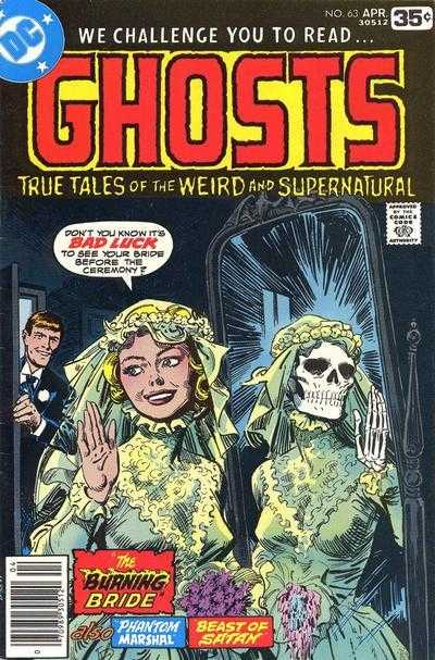 Ghosts #63