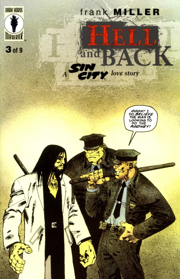 Sin City: Hell and Back #3