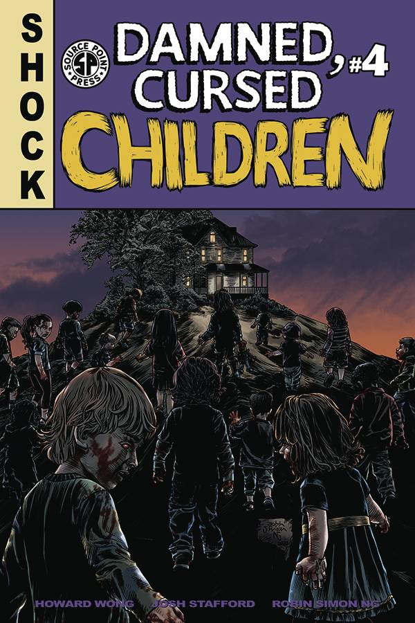 Damned Cursed Children #4