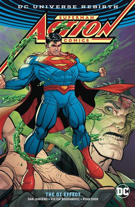 Superman Action Comics: The Oz Effect TP