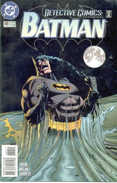 Detective Comics #688