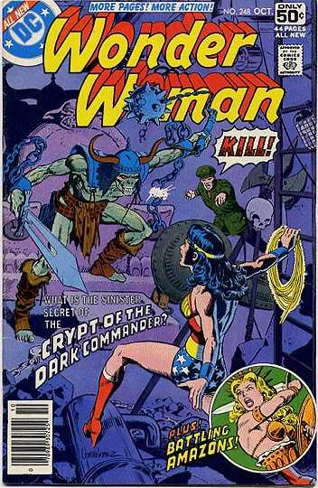Wonder Woman #248