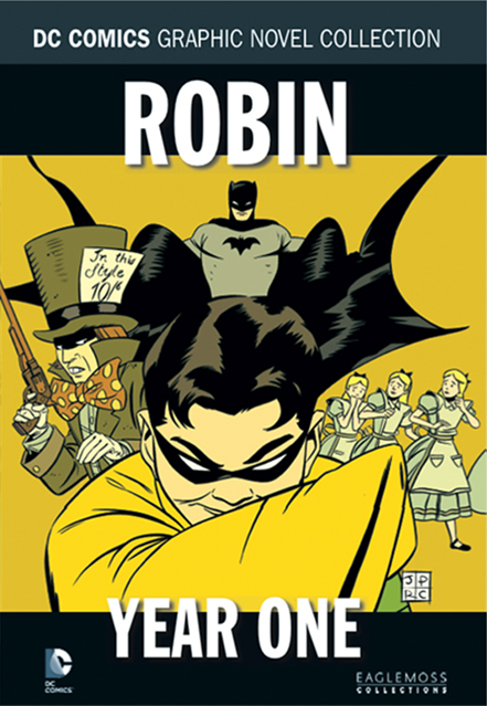 DC Comics Graphic Novel Collection Vol. 20 Robin: Year One