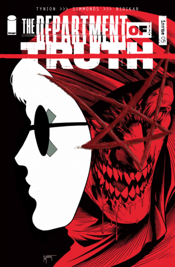 The Department of Truth #5