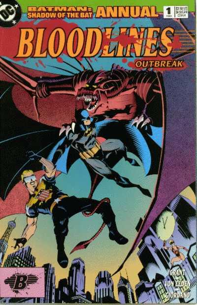 Batman: Shadow of the Bat Annual #1
