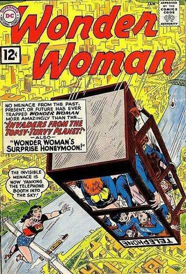 Wonder Woman #127