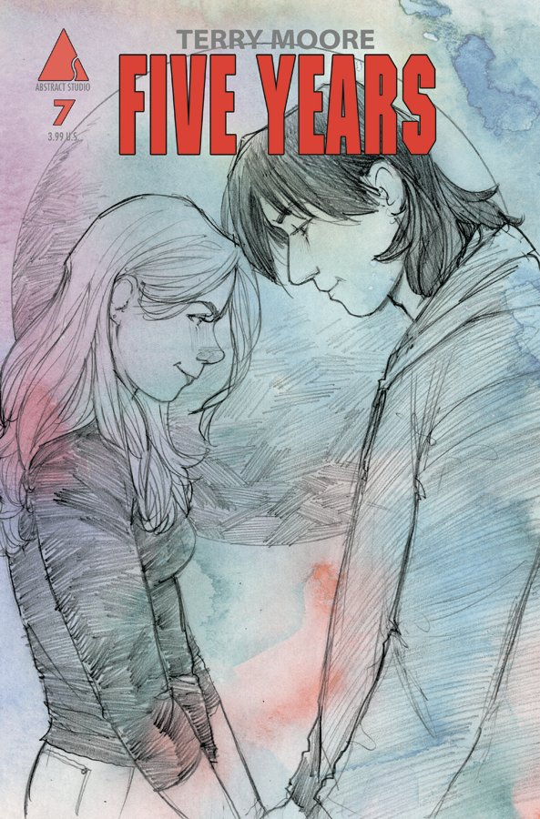 Five Years #7 review