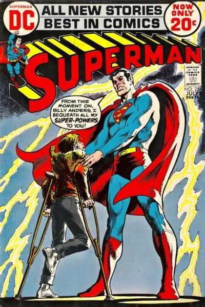 Superman #254