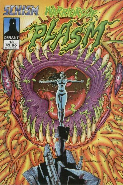 Warriors of Plasm #13
