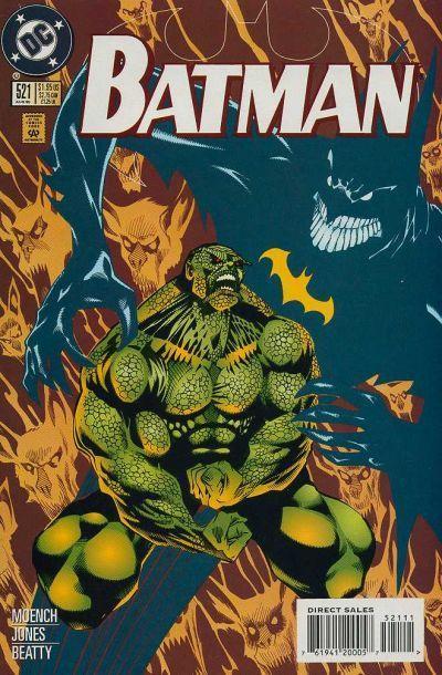 Batman #521