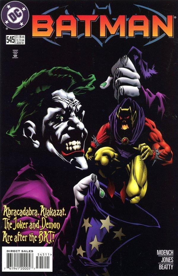 Batman #545