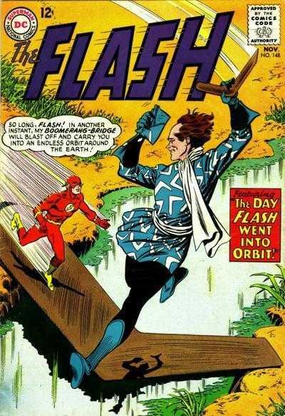 The Flash #148