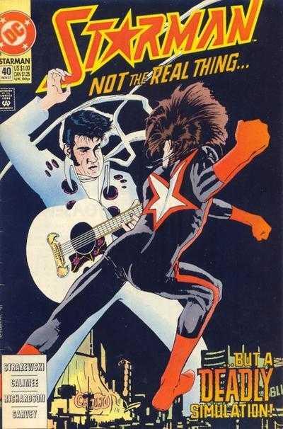 Starman #40