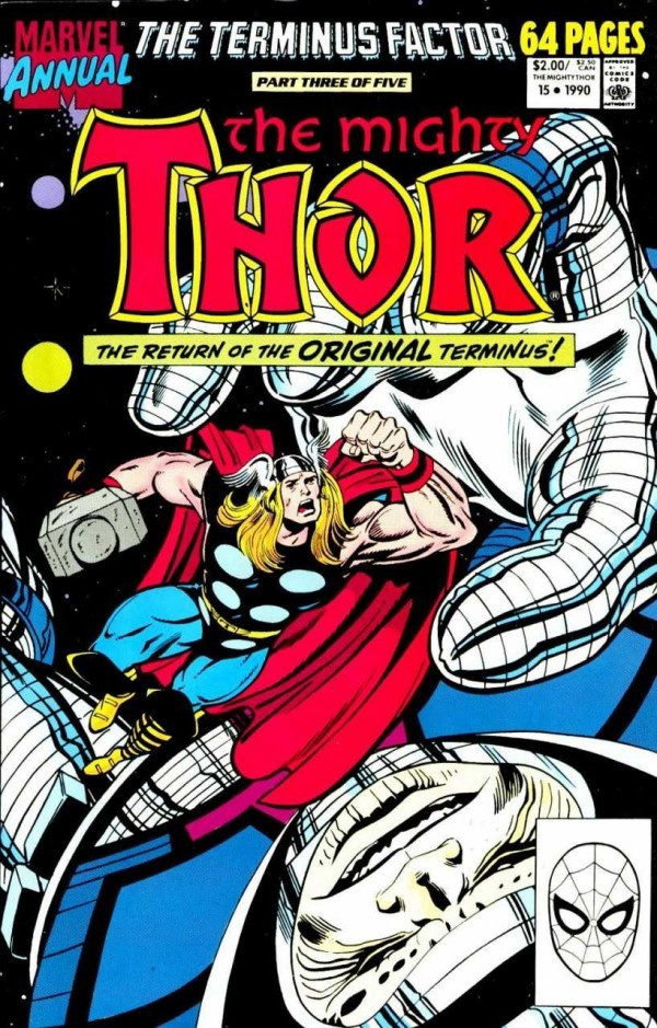 The Mighty Thor Annual #15