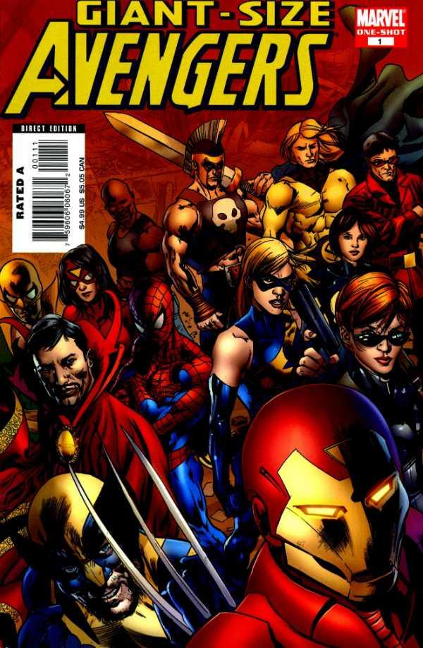 Giant-Size Avengers #1