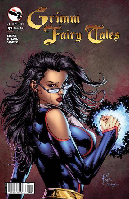 Grimm Fairy Tales #92