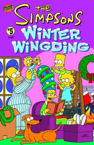 The Simpsons: Winter Wingding #5