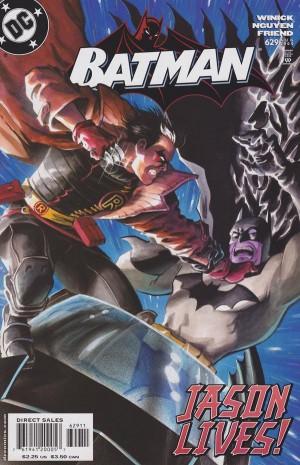 Batman #629