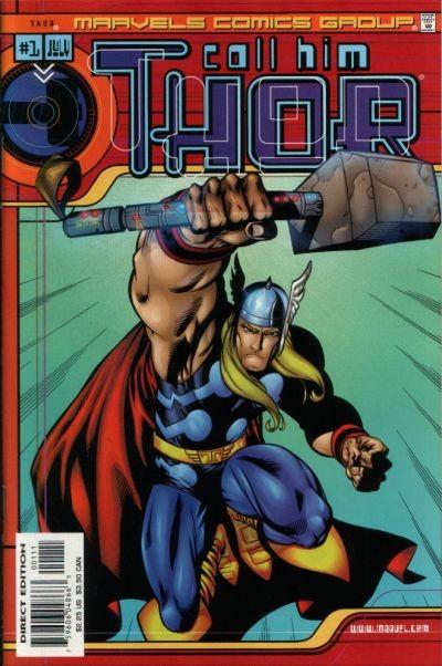 Marvels Comics Group: Thor #1