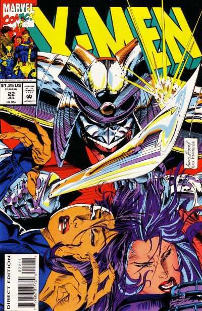 X-Men #22