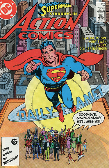Action Comics #583