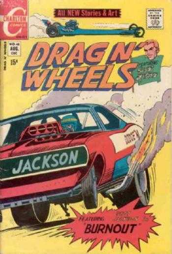 Drag N' Wheels #48