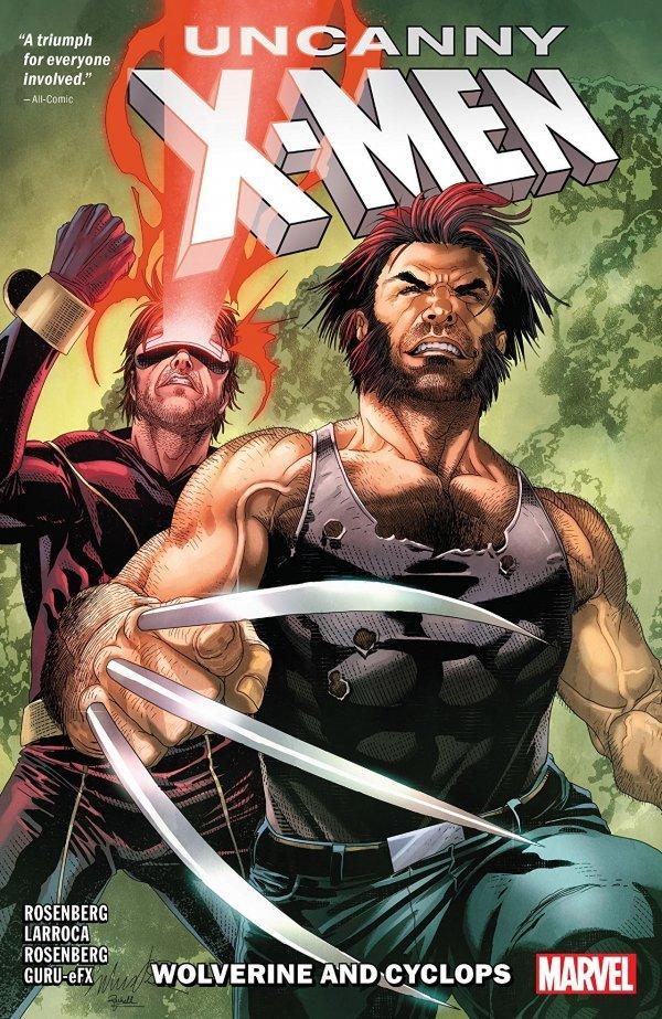 Uncanny X-Men Vol. 1: Wolverine and Cyclops TP