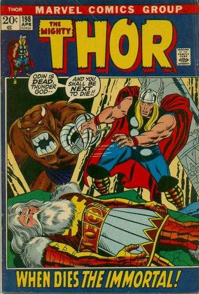 The Mighty Thor #198