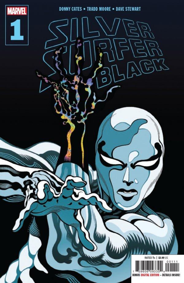 Silver Surfer: Black #1