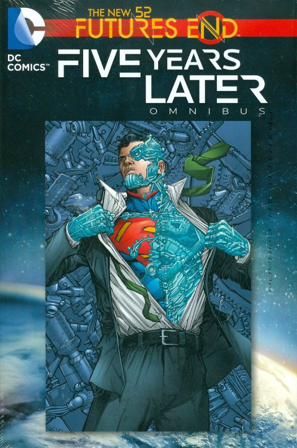 The New 52: Futures End - Five Years Later Omnibus HC