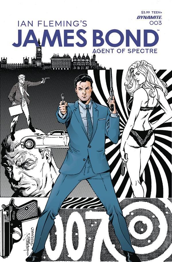 James Bond: Agent of Spectre #3
