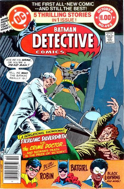 Detective Comics #495