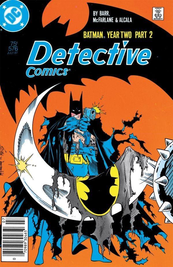 Detective Comics #576