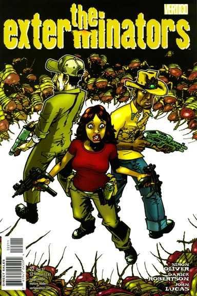 The Exterminators #22