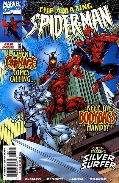 The Amazing Spider-Man #430