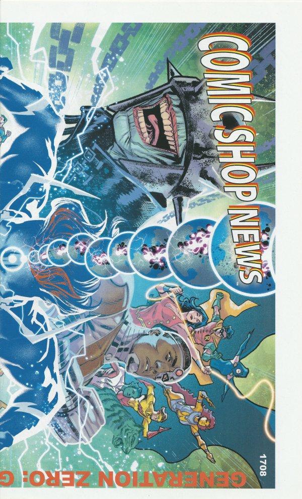 Comic Shop News #1708 review