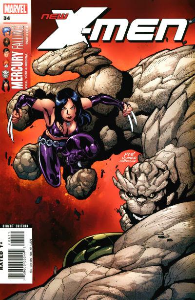 New X-Men #34