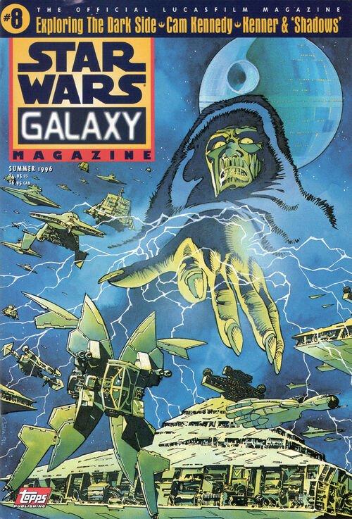 Star Wars Galaxy Magazine #8