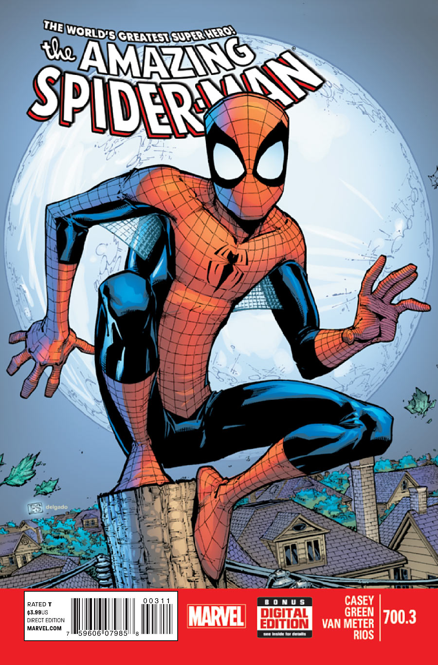 The Amazing Spider-Man #700.3