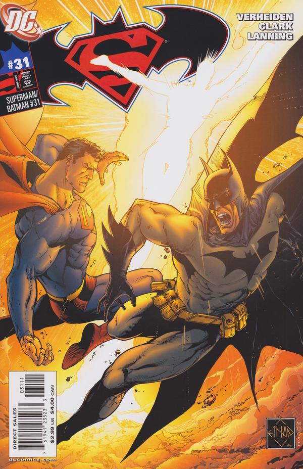 Superman / Batman #31