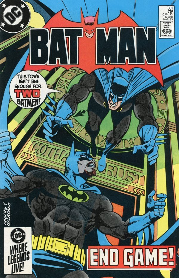 Batman #381