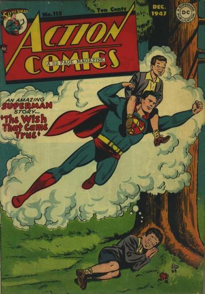 Action Comics #115