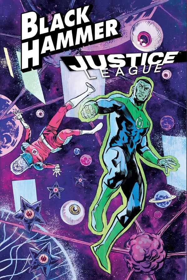 Black Hammer / Justice League: Hammer of Justice #2