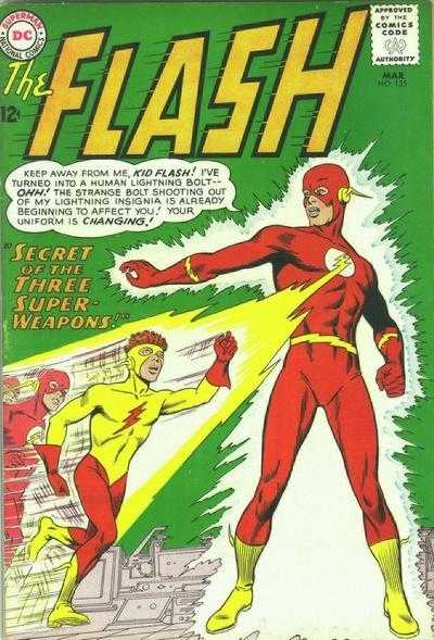 The Flash #135