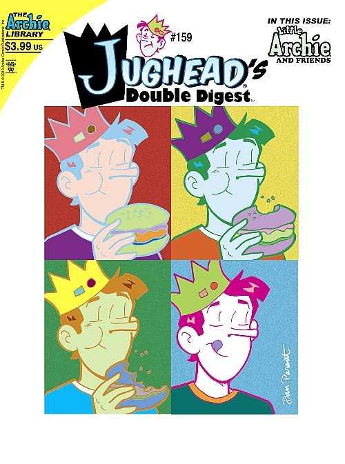 Jughead's Double Digest #159