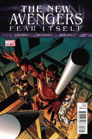 The New Avengers #16
