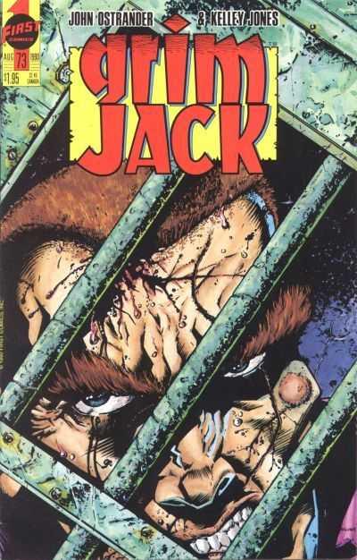 Grimjack #73
