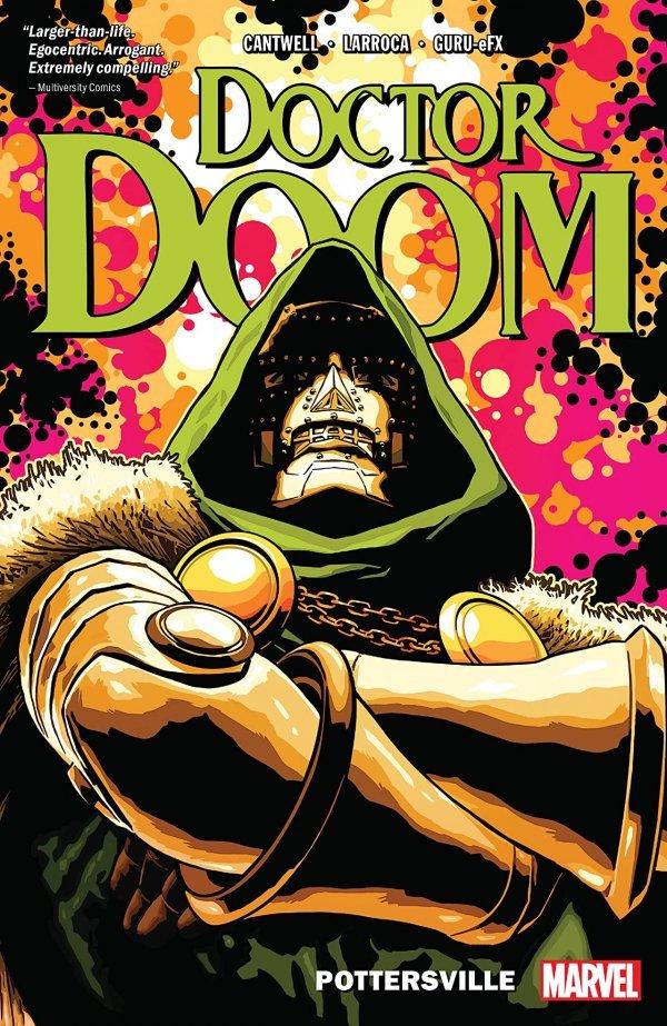 Doctor Doom Vol. 1: Pottersville TP