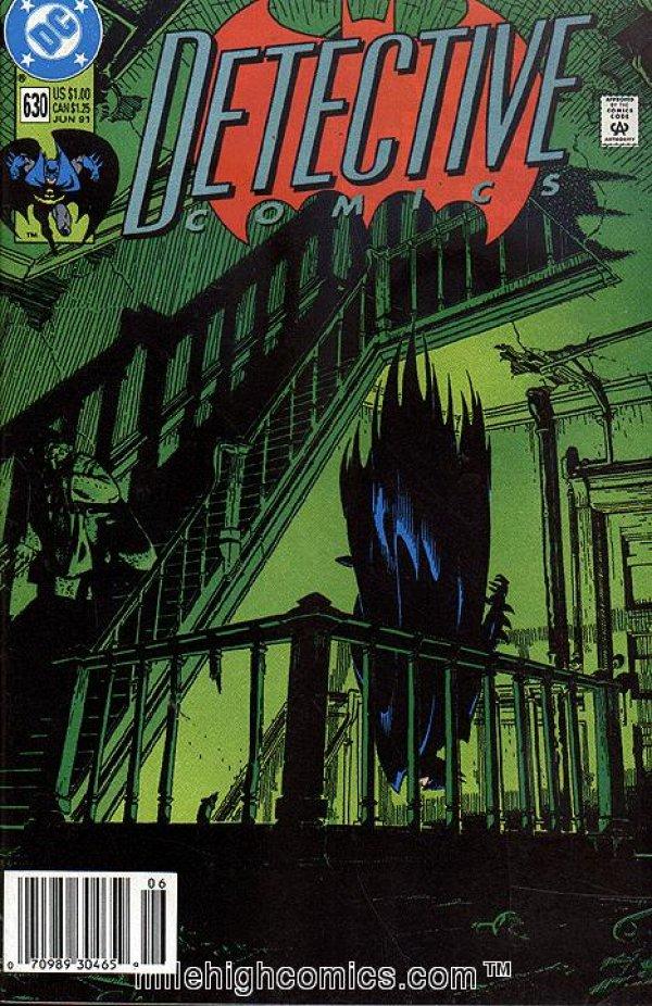 Detective Comics #630