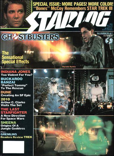 Starlog #87